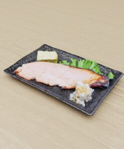 和食フリー3Dモデル-シャケ