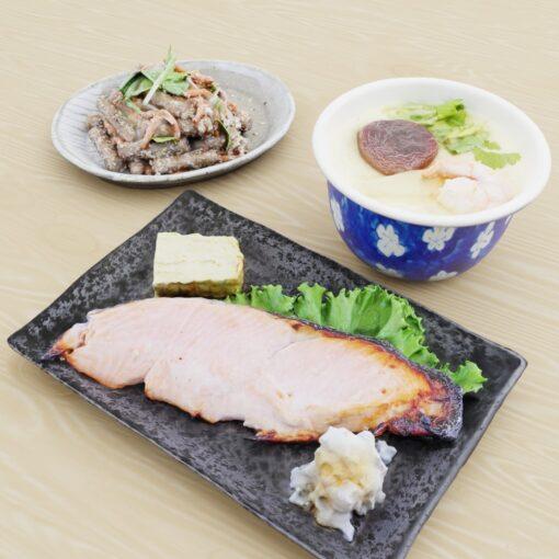 和食フリー3Dモデル-たくさんの和食