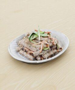 和食フリー3Dモデル-ごぼうサラダ