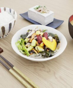 和食フリー3Dモデル-豆サラダ