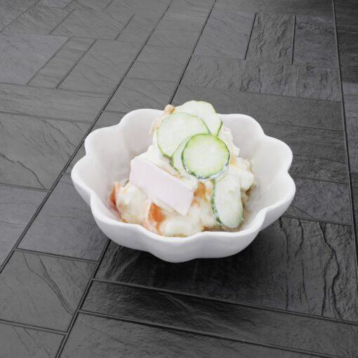 和食フリー3Dモデル-ポテトサラダ