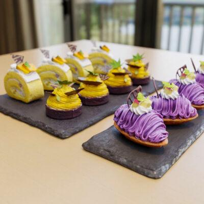パンプキンケーキ|無料3D素材|フォトグラメトリ|リアル3Dモデル